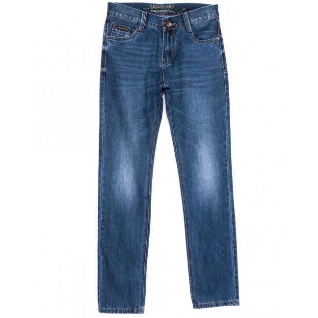 7956-03 Regass джинсы мужские голубые осенние стрейчевые (30-38, 7 ед.) Regass: артикул 1101162