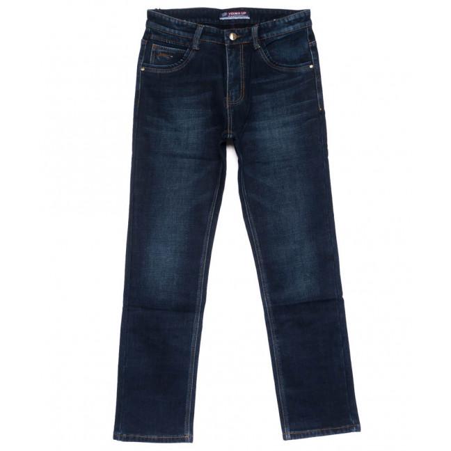 8215 Vouma-Up джинсы мужские полубатальные на флисе зимние стрейчевые (32-42, 8 ед.) Vouma-Up: артикул 1101083