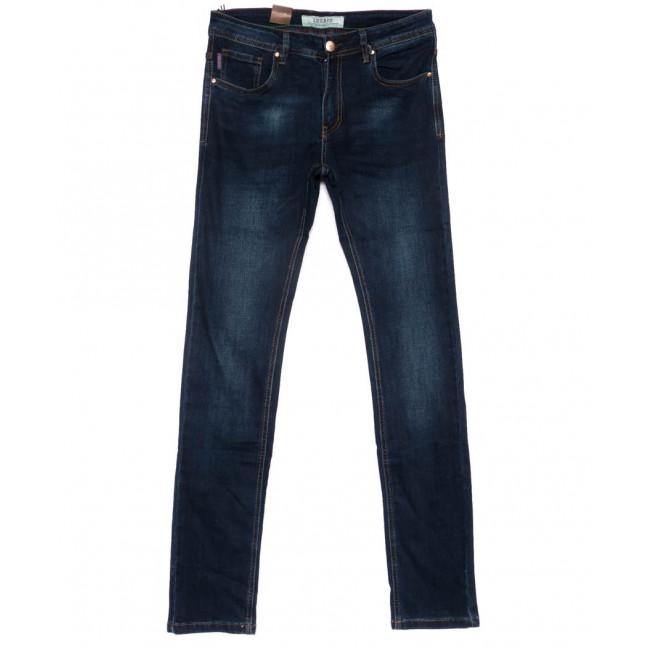 0636-А Likgass джинсы мужские полубатальные классические осенние стрейчевые (32-38, 7 ед. 38й рост!) Likgass: артикул 1101051