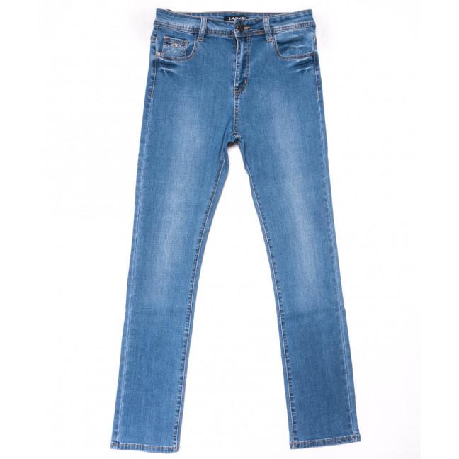 1474 Lady N джинсы женские батальные синие осенние стрейчевые (31-38, 6 ед.) Lady N: артикул 1102056
