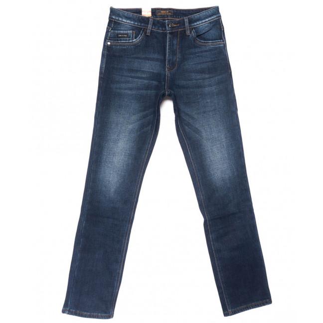 18238 Vouma-Up джинсы мужские синие на флисе зимние стрейчевые (29-38, 8 ед.) Vouma-Up: артикул 1102016