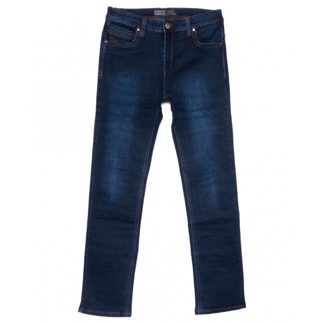 6631 Bagrbo джинсы мужские полубатальные синие осенние стрейчевые (32-38, 8 ед) Bagrbo: артикул 1101888