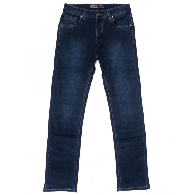 8802 Bagrbo джинсы мужские синие осенние стрейчевые (29-38, 8 ед) Bagrbo: артикул 1101884