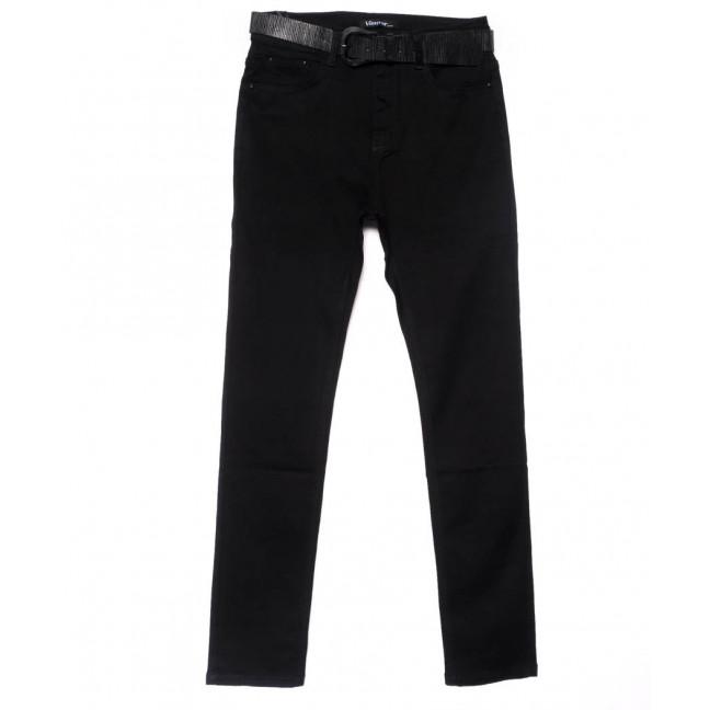 81360 Vanver джинсы женские батальные черные осенние стрейчевые (31-38, 6 ед,) Vanver: артикул 1102142
