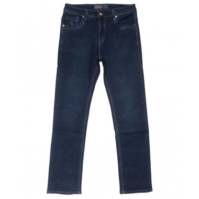 3318 Bagrbo джинсы мужские полубатальные синие осенние стрейчевые (32-42, 8 ед.) Bagrbo: артикул 1102018