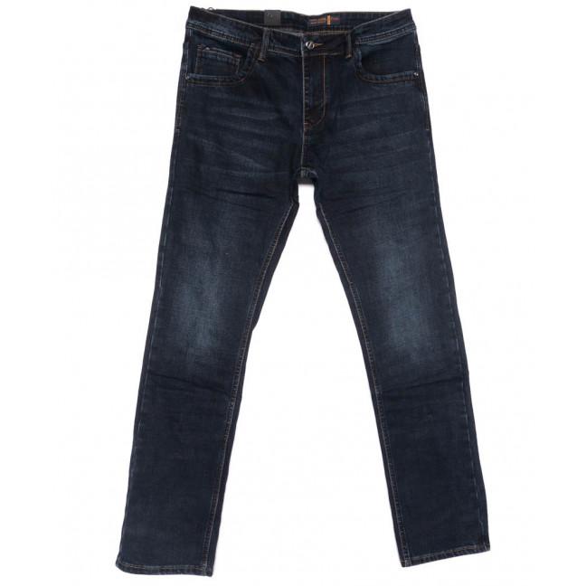 8232 Fhous джинсы мужские синие осенние стрейчевые (29-38, 8 ед.) FHOUS: артикул 1102384