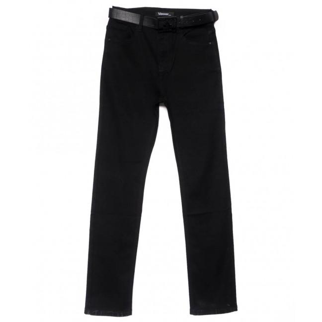 81358 Vanver джинсы женские батальные черные осенние стрейчевые (31-38, 6 ед,) Vanver: артикул 1102145