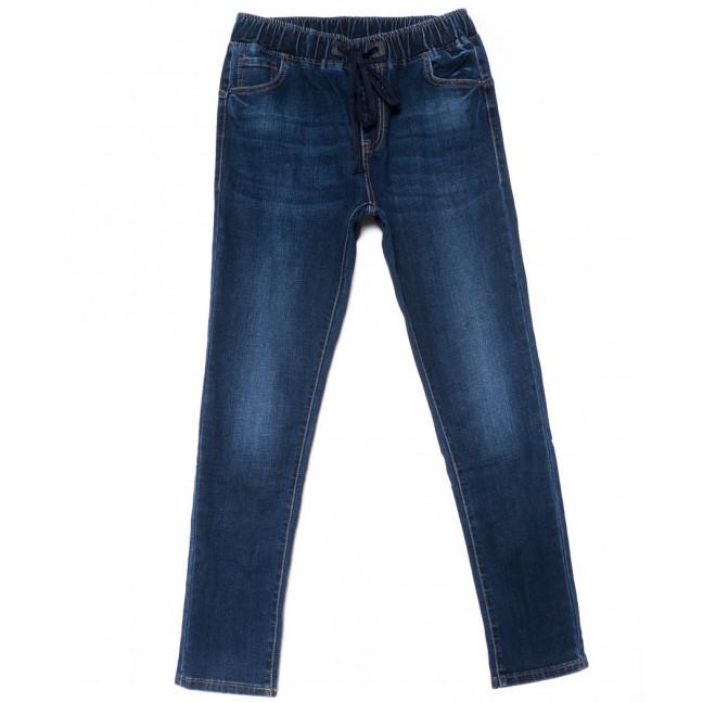 1492 Lady N джинсы женские батальные синие осенние стрейчевые (31-38, 6 ед.) Lady N: артикул 1102050