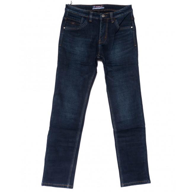 8209 Vouma-Up джинсы мужские синие на флисе зимние стрейчевые (29-38, 8 ед.) Vouma-Up: артикул 1102088
