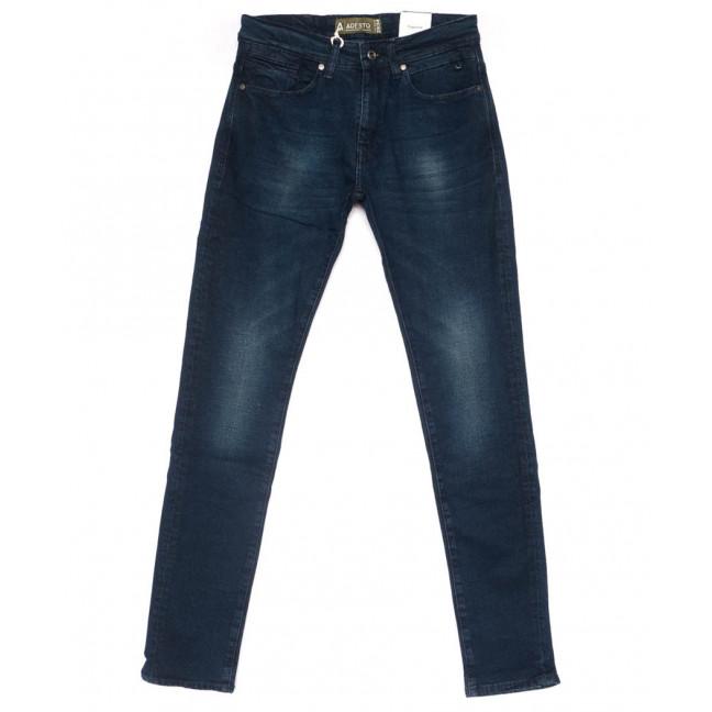 1802015 Green Medium Adesto джинсы мужские молодежные синие весенние стрейчевые (28-34, 8 ед.) Adesto: артикул 1103266