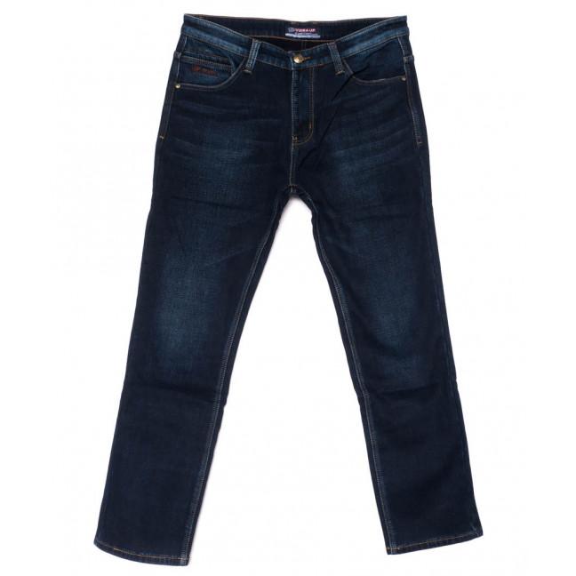 8206 Vouma-Up джинсы мужские синие полубатальные на флисе зимние стрейчевые (32-38, 8 ед.) Vouma-Up: артикул 1102613