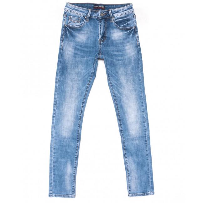 9057 Dsqatard Джинсы мужские синие молодежные весенние стрейчевые (28-36, 8 ед.) Dsqatard: артикул 1102648