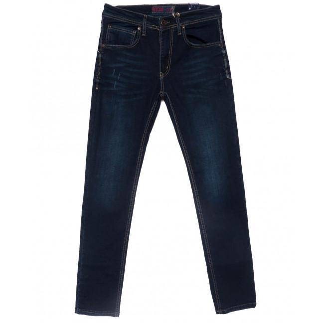 6302 Redcode джинсы мужские синие весенние стрейчевые (29-36, 8 ед.) Redcode: артикул 1102898