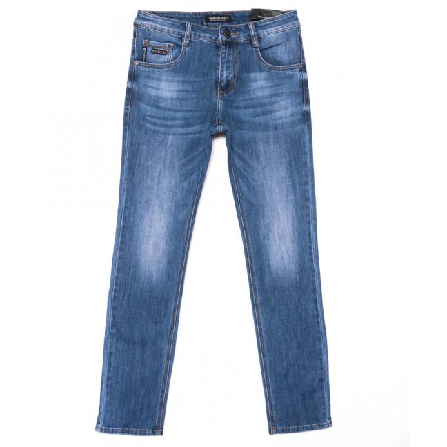 9063 Dimarkis day джинсы мужские синие весенние стрейчевые(29-38, 8 ед.) Dimarkis Day: артикул 1102842