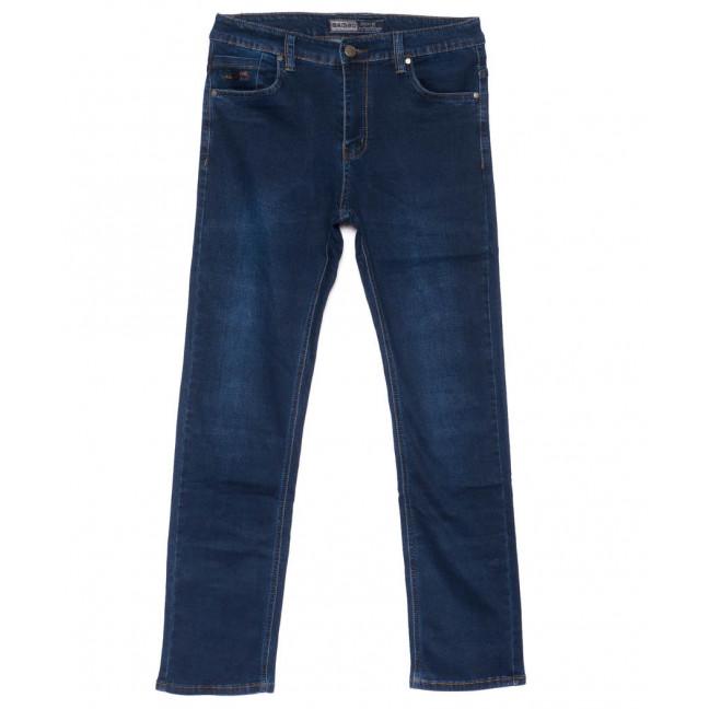 6650 Bagrbo джинсы мужские синие полубатальные весенние стрейчевые (32-42, 8 ед.) Bagrbo: артикул 1102692