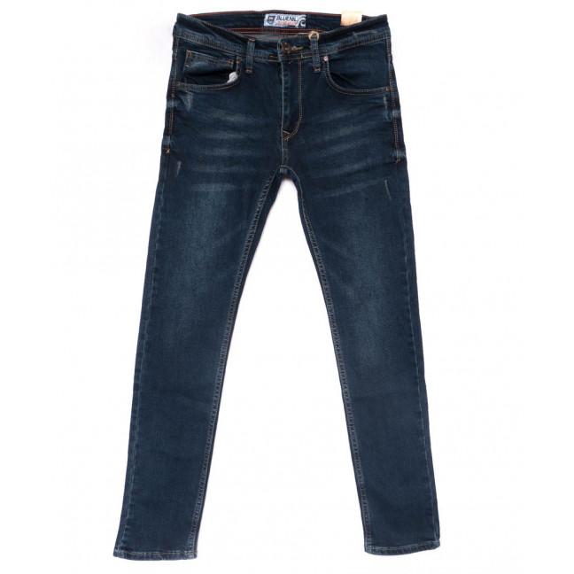 6161 Blue Nil джинсы мужские синие весенние стрейчевые (29-36, 8 ед.) Blue Nil: артикул 1102895