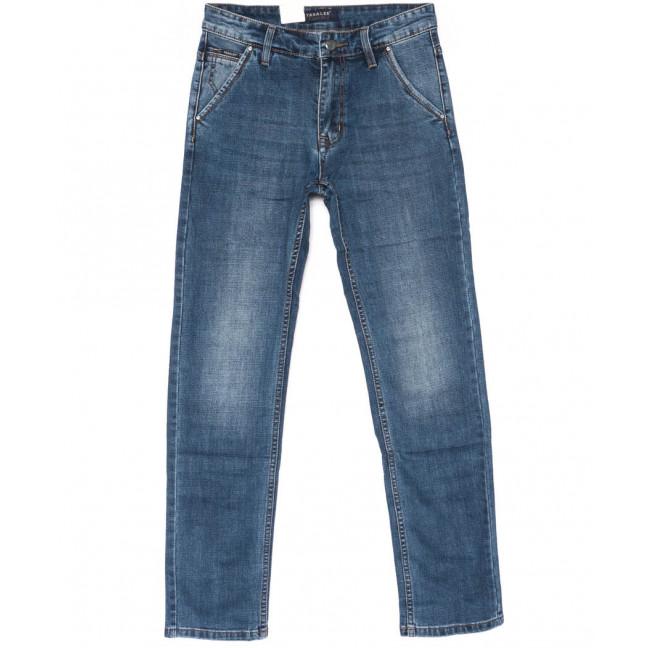 6955 Pagalee Джинсы мужские синие весенние стрейчевые (30-38, 8 ед.) Pagalee: артикул 1102653