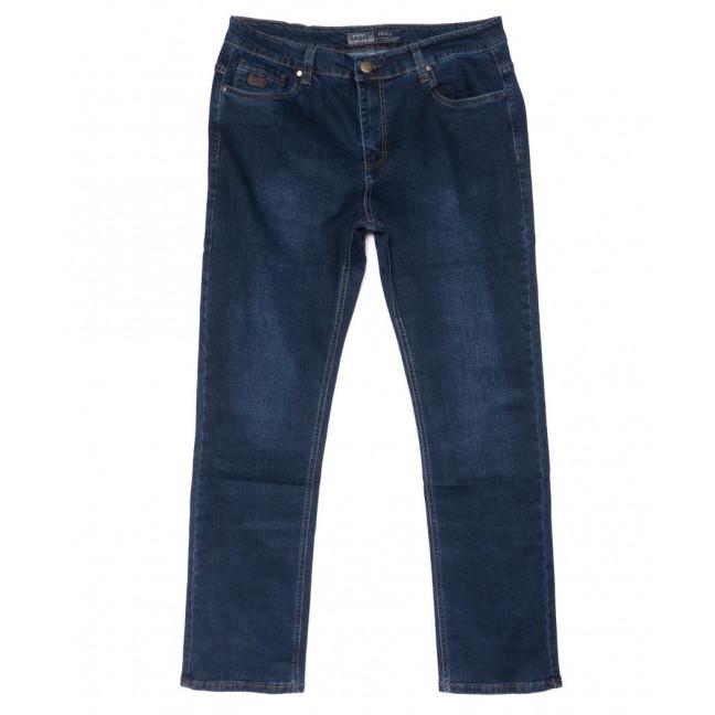 3317 Bagrbo джинсы мужские синие полубатальные весенние стрейчевые (32-42, 8 ед.) Bagrbo: артикул 1102699