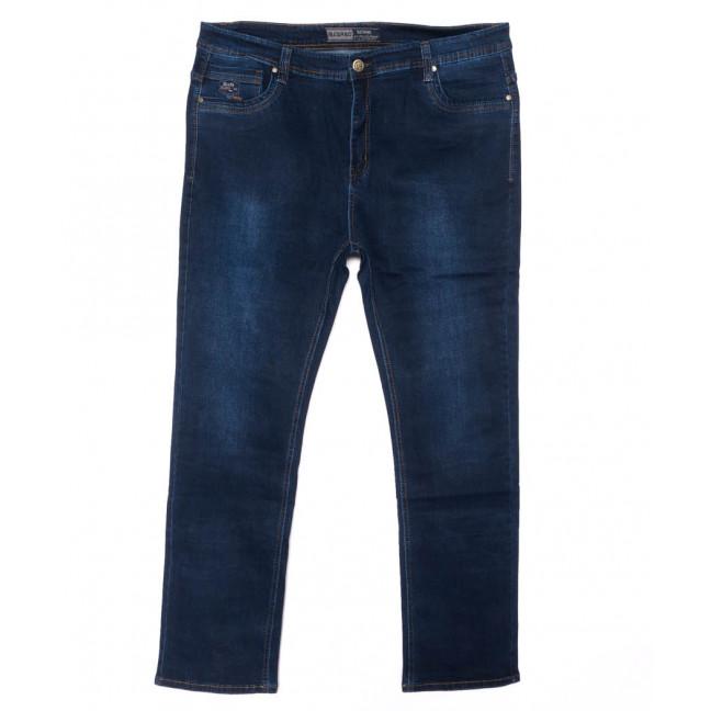 6652 Bagrbo джинсы мужские синие батальные весенние стрейчевые (34-44, 8 ед.) Bagrbo: артикул 1102700
