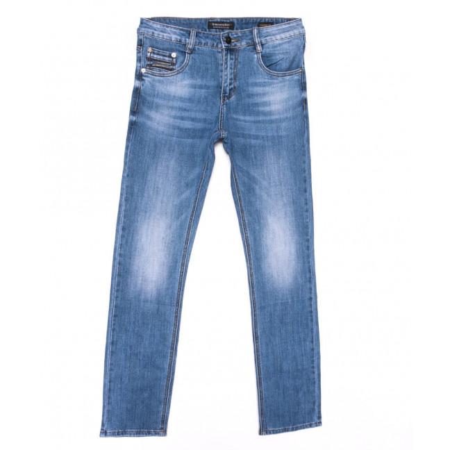 9062 Dimarkis day джинсы мужские синие весенние стрейчевые(30-38, 8 ед.) Dimarkis Day: артикул 1102845