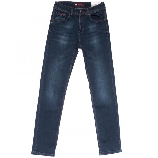 0655 Redmoon джинсы мужские синие весенние стрейчевые (31-38, 6 ед.) Red Moon: артикул 1103883