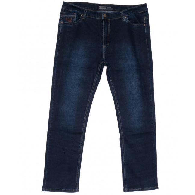 3321 Bagrbo джинсы мужские батальные синие весенние стрейчевые (36-46, 8 ед.) Bagrbo: артикул 1103672