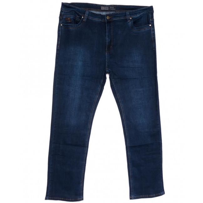 6660 Bagrbo джинсы мужские батальные синие весенние стрейчевые (34-44, 8 ед.) Bagrbo: артикул 1103669