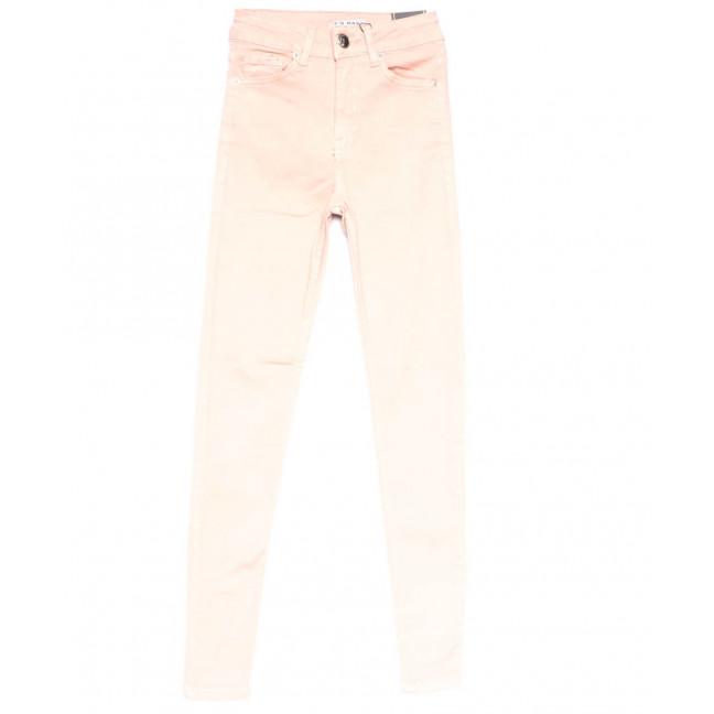 1489 Somon Its Basic джинсы женские зауженные бежевые весенние стрейчевые (25-30, 6 ед.) Its Basic: артикул 1103764