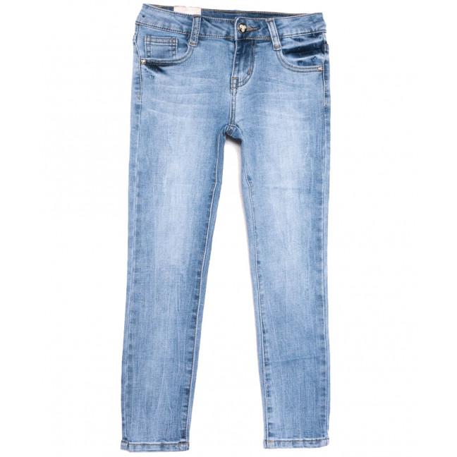 0086 Miss Happy джинсы на девочку синие весенние стрейчевые (23-28, 6 ед.) Miss Happy: артикул 1103728