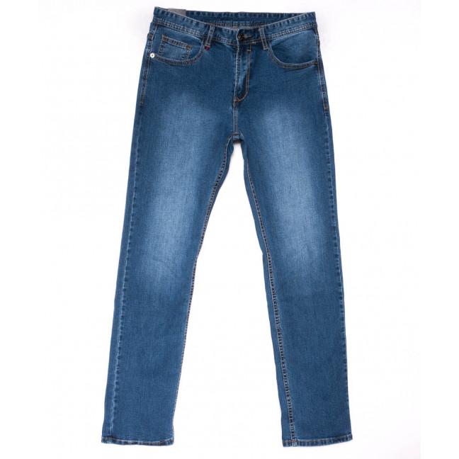 1017 Mark Walker джинсы мужские синие весенние стрейчевые (30-40, 8 ед.) Mark Walker: артикул 1103298