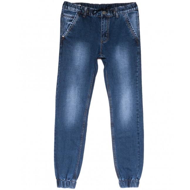 8207 Mr.King джинсы мужские на резинке синие весенние стрейчевые (29-36, 8 ед.) Mr.King: артикул 1103571