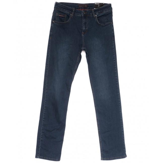 0332 Redmoon джинсы мужские синие весенние стрейчевые (31-38, 6 ед.) Red Moon: артикул 1103892