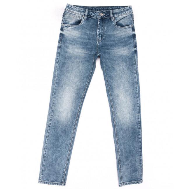 19117 Star King джинсы мужские синие весенние стрейчевые (29-34, 8 ед.) Star King: артикул 1103336