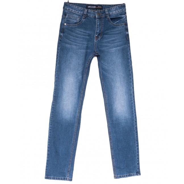 8209 Mr.King джинсы мужские батальные синие весенние стрейчевые (32-38, 8 ед.) Mr.King: артикул 1103570