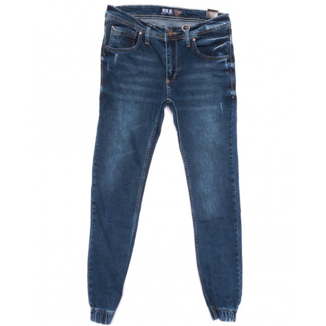 6214 Blue Nil джинсы мужские молодежные на резинке синие весенние стрейчевые (29-36, 8 ед.) Blue Nil: артикул 1103789