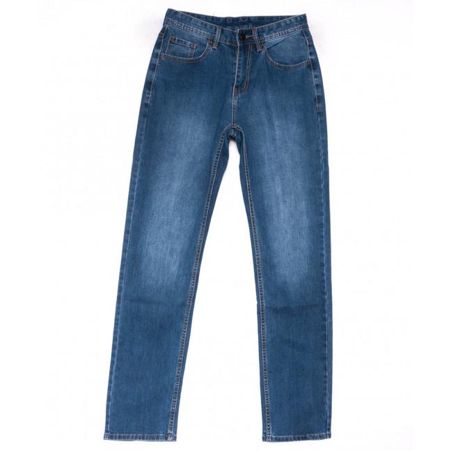 1019 Mark Walker джинсы мужские синие весенние стрейчевые (29-38, 8 ед.) Mark Walker: артикул 1103297