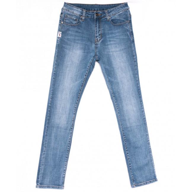 2050 New jeans джинсы мужские синие весенние стрейчевые (29-38, 8 ед.) New Jeans: артикул 1103720