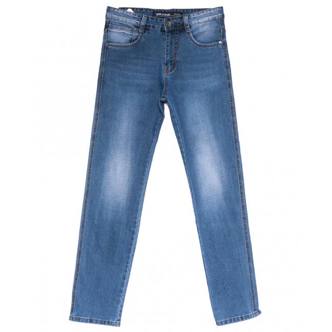 8208 Mr.King джинсы мужские батальные синие весенние стрейчевые (32-38, 8 ед.) Mr.King: артикул 1103565