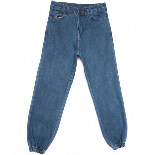 0720 Defile джинсы женские батальные на резинке синие весенние коттоновые (34-40, 6 ед.) Defile: артикул 1103828