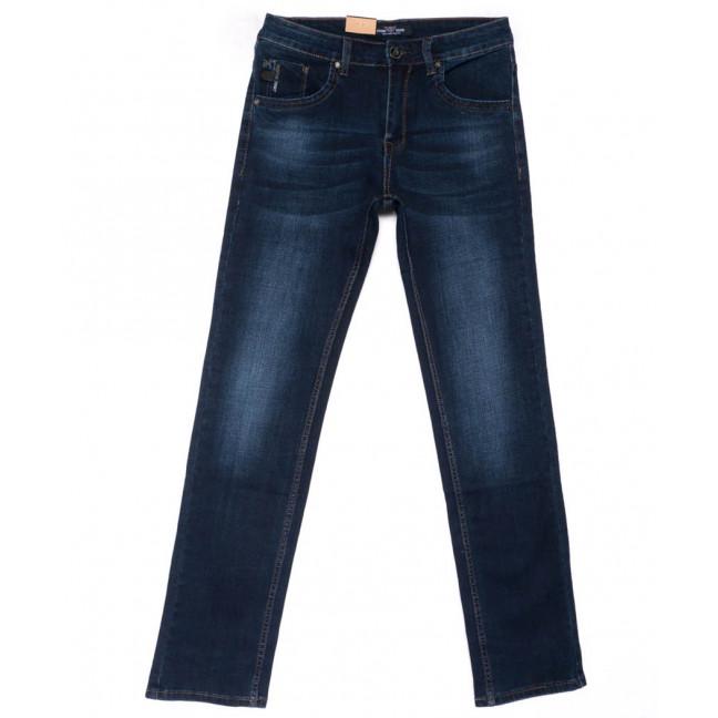5016 Vitions джинсы мужские синие весенние стрейчевые (29-38, 8 ед.) Vitions: артикул 1103279
