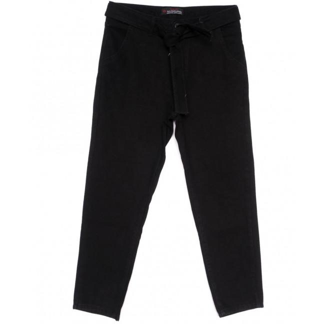 0392 Groff мом черный весенний коттоновый (42-54,евро, 7 ед.) Groff: артикул 1103829