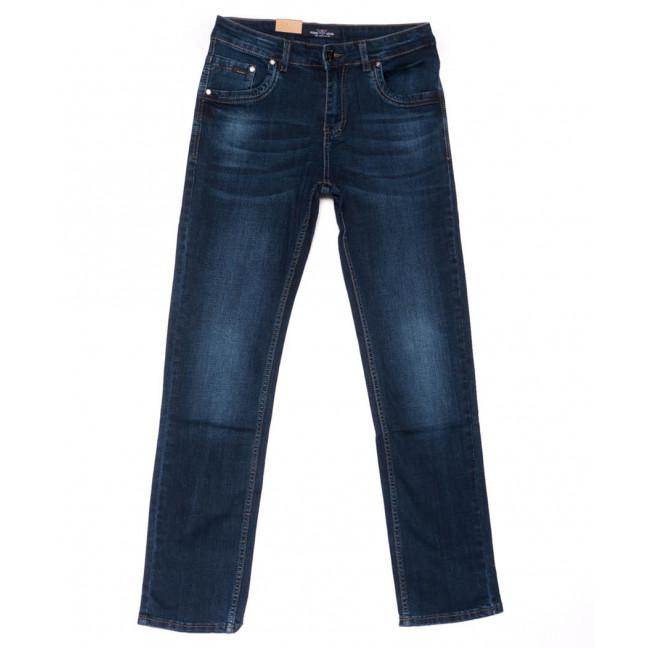 5017 Vitions джинсы мужские синие весенние стрейчевые (29-38, 8 ед.) Vitions: артикул 1103282