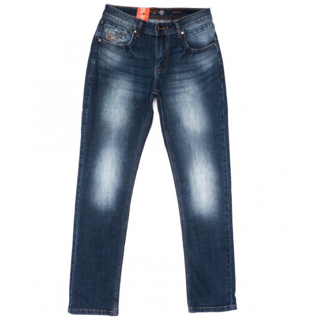 9913-4 R Relucky джинсы мужские синие весенние стрейчевые (29-38, 8 ед.) Relucky: артикул 1104891