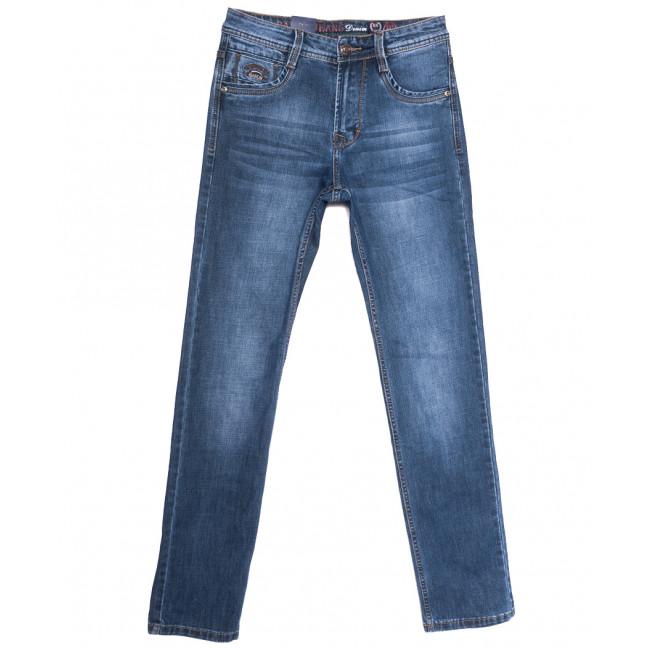 9311 Baron джинсы мужские синие весенние стрейчевые (29-38, 8 ед.) Baron: артикул 1105727