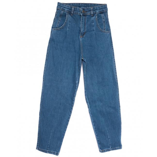 2542 Defile джинсы-баллон синие весенние стрейчевые (34-40,евро, 6 ед.) Defile: артикул 1105357