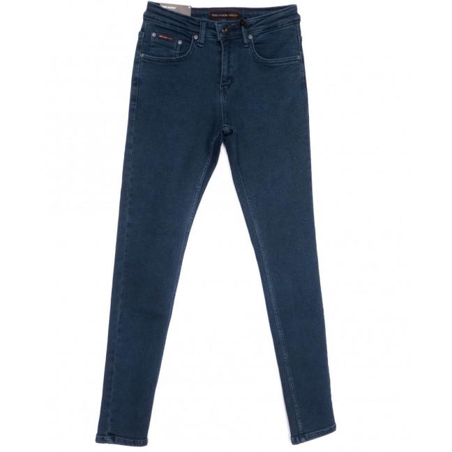 0250 Redmoon джинсы мужские зауженные синие весенние стрейчевые (29-36, 7 ед.) REDMOON: артикул 1104419