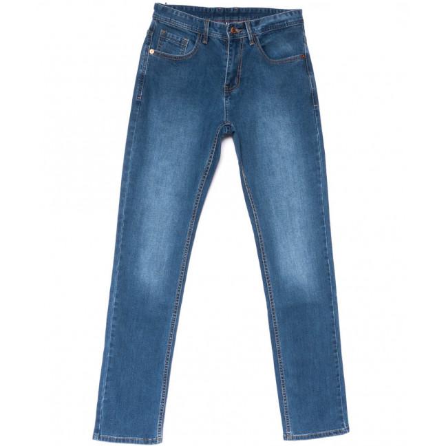 1023 Mark Walker джинсы мужские синие весенние стрейчевые (29-38, 8 ед.) Mark Walker: артикул 1104889