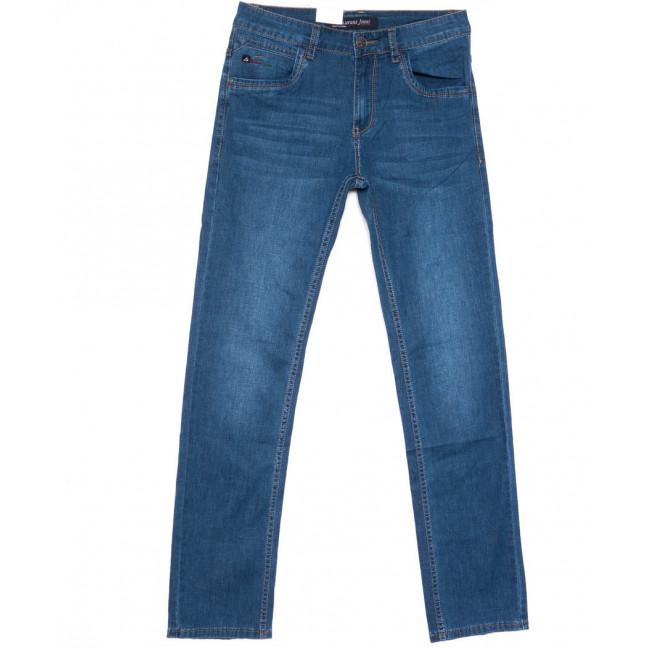 1064 LS джинсы мужские синие весенние стрейчевые (29-38, 8 ед.) LS: артикул 1104447