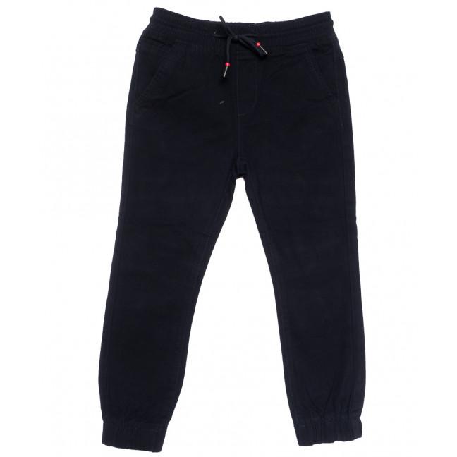 3004-T Vitions брюки на мальчика темно-синие весенние стрейчевые (4-14, 6 ед.) Vitions: артикул 1105555