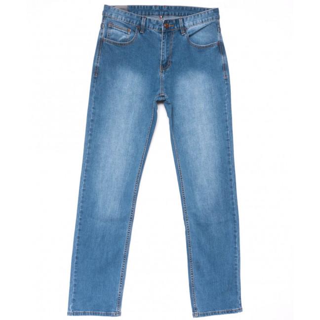 1022 Mark Walker джинсы мужские полубатальные синие весенние стрейчевые (32-42, 8 ед.) Mark Walker: артикул 1104887